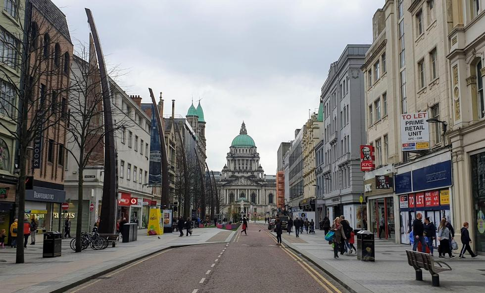 Belfast, City Hall