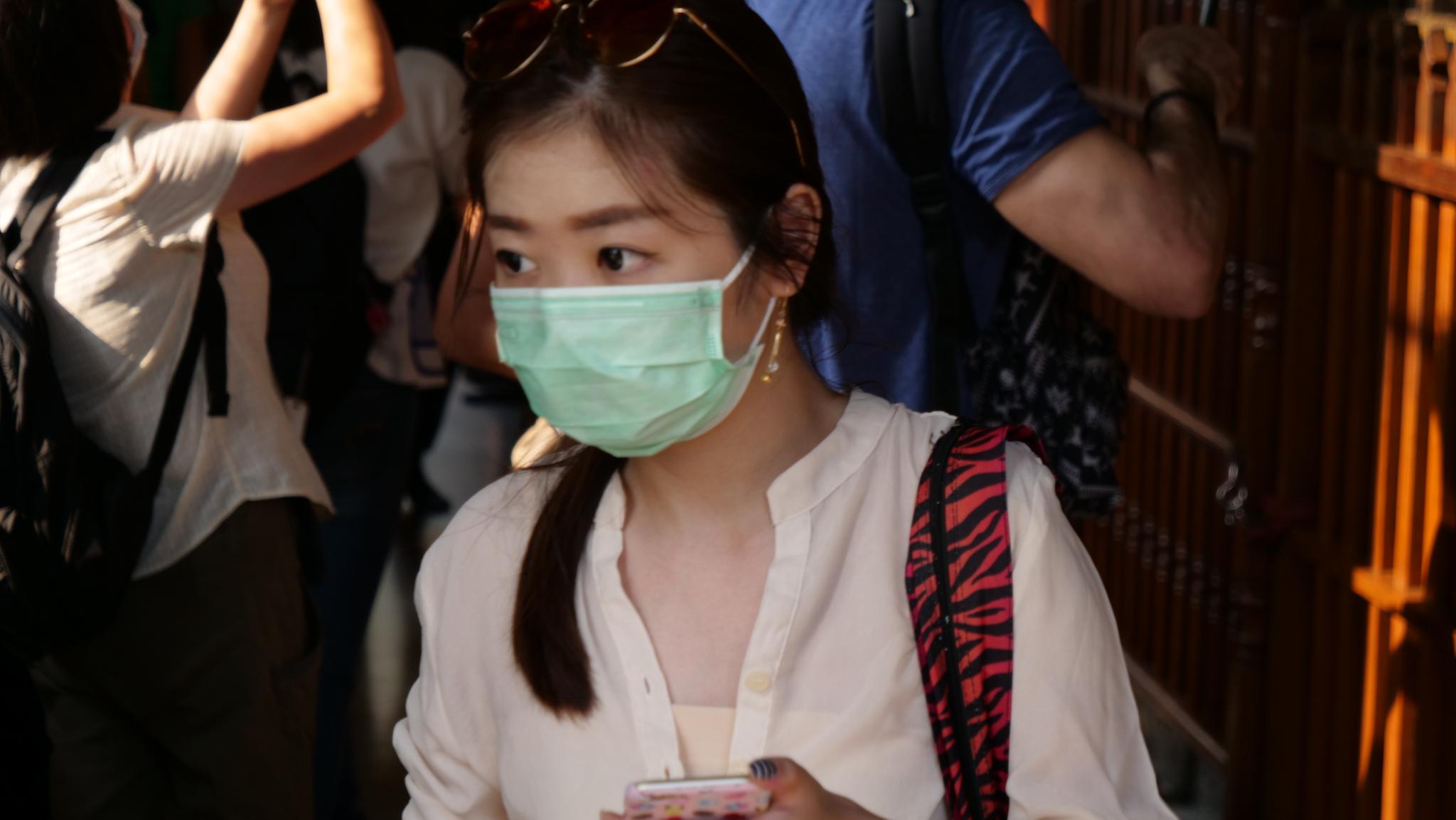 Turista, en Tailandia.